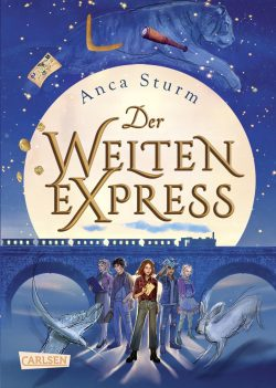 """Rezension zu """"Der Welten-Express"""""""