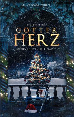 [Rezension) Götterherz – Weihnachten mit Hades