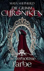 [Rezension] Grimm Chroniken 9: Die verbotene Farbe