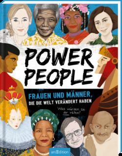 """Rezension zu """"Power People: Frauen und Männer, die die Welt verändert haben"""""""