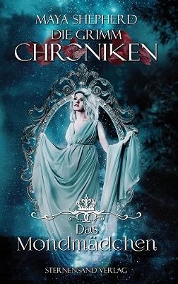 [Rezension] Das Mondmädchen – Grimm Chroniken 12