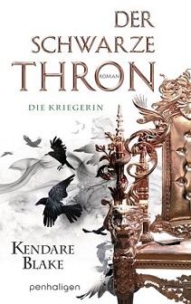 [Rezension] Der schwarze Thron: Die Kriegerin