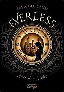 [Rezension] Everless: Zeit der Liebe
