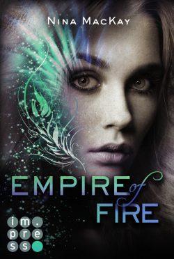 "Rezension zu ""Phönixschwestern: Empire of Fire"""