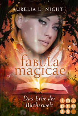 "Rezension zu ""Fabula Magicae: Das Erbe der Bücherwelt"""