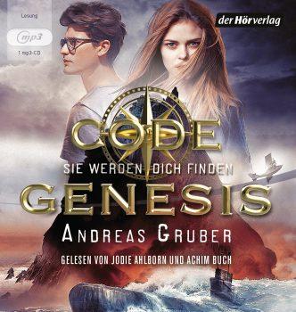 """Rezension zu """"Code Genesis: Sie werden dich finden"""""""