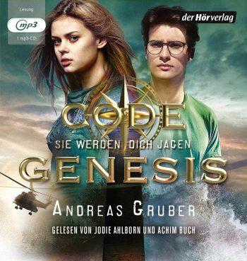 """Rezension zu """"Code Genesis: Sie werden dich jagen"""""""