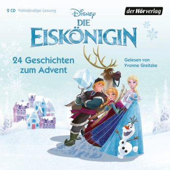 """Rezension zu """"Die Eiskönigin – 24 Geschichten zum Advent"""""""