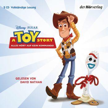 """Rezension zu """"A Toy Story: Alles hört auf kein Kommando"""""""