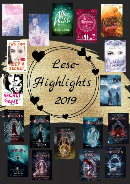 Mohini's Lese-Highlights des Jahres 2019