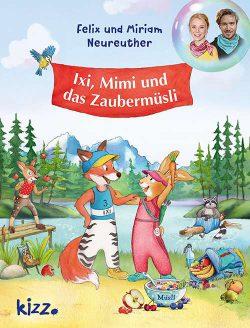 "Rezension zu ""Ixi, Mimi und das Zaubermüsli"""