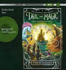 [Rezension] A Tale of Magic: Die Legender der Magie: Eine geheime Akademie